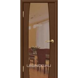 RADA Межкомнатные двери Лоренцо исп2 ДО3 Темный орех
