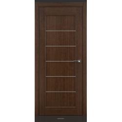 RADA Межкомнатные двери Пронто исполнение 1 ДГ Темный орех