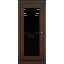 RADA Межкомнатные двери Пронто исполнение 1 ДО2 Темный орех