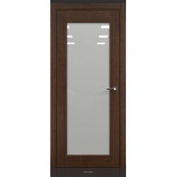 RADA Межкомнатные двери Пронто исполнение 2 ДО1 Темный орех
