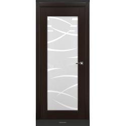 RADA Межкомнатные двери Сиена ДО1 Венге
