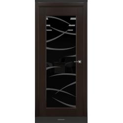 RADA Межкомнатные двери Сиена ДО2 Венге