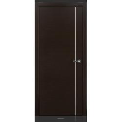 RADA Межкомнатные двери Marco исполнение 3 ДГ Венге