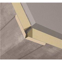 Уголки для стеновых панелей KRONOWALL 3D 4375 2600х22х22(K035)