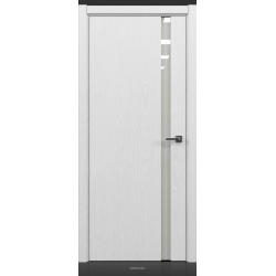 RADA Межкомнатные двери Marco исполнение 1 ДО1 Blanc - (Белая эмаль)