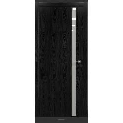 RADA Межкомнатные двери Marco исполнение 1 ДО1 Noir - (Черная эмаль)