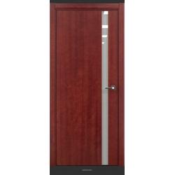 RADA Межкомнатные двери Marco исполнение 1 ДО1 Красное дерево