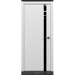 RADA Межкомнатные двери Marco исполнение 1 ДО2 Blanc - (Белая эмаль)
