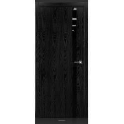 RADA Межкомнатные двери Marco исполнение 1 ДО2 Noir - (Черная эмаль)