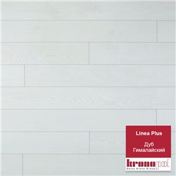 Ламинат Platinum Linea Plus 4V Дуб Гималайский 10/32кл