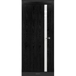 RADA Межкомнатные двери Marco исполнение 1 ДО11 Noir - (Черная эмаль)