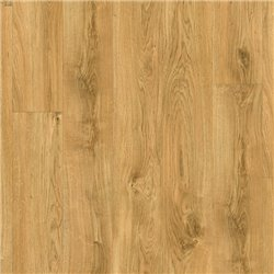 Плитка ПВХ Pergo Classic Plank Glue Дуб Классический Натуральный V3201-40023