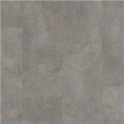 Плитка ПВХ Pergo Tile Glue Бетон Серый Темный V3218-40051