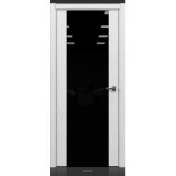 RADA Межкомнатные двери Marco исполнение 2 ДО2 Blanc - (Белая эмаль)
