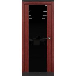 RADA Межкомнатные двери Marco исполнение 2 ДО2 Красное дерево