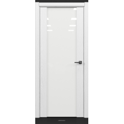 RADA Межкомнатные двери Marco исполнение 2 ДО11 Blanc - (Белая эмаль)