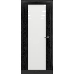 RADA Межкомнатные двери Marco исполнение 2 ДО11 Noir - (Черная эмаль)
