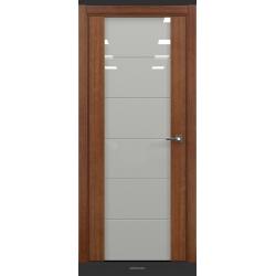 RADA Межкомнатные двери Marco исполнение 2 ДО9 Макоре золотая