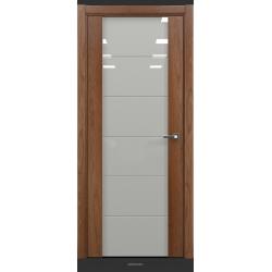 RADA Межкомнатные двери Marco исполнение 2 ДО9 Сапеле