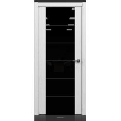 RADA Межкомнатные двери Marco исполнение 2 ДО10 Blanc - (Белая эмаль)