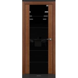 RADA Межкомнатные двери Marco исполнение 2 ДО10 Макоре золотая