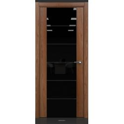 RADA Межкомнатные двери Marco исполнение 2 ДО10 Сапеле