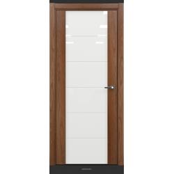 RADA Межкомнатные двери Marco исполнение 2 ДО12 Сапеле