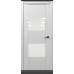 RADA Межкомнатные двери Bruno исполнение 1 ДО1 Blanc - (Белая эмаль)