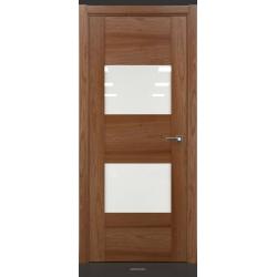RADA Межкомнатные двери Bruno исполнение 1 ДО1 Сапеле