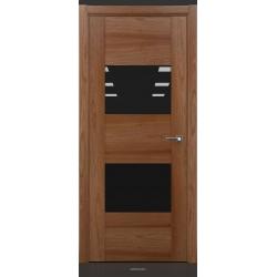 RADA Межкомнатные двери Bruno исполнение 1 ДО2 Сапеле