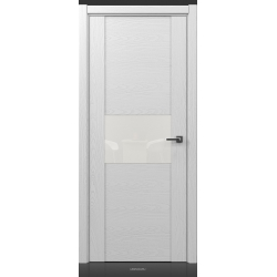 RADA Межкомнатные двери Bruno исполнение 2 ДО1 Blanc - (Белая эмаль)