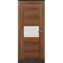 RADA Межкомнатные двери Bruno исполнение 2 ДО1 Сапеле