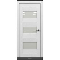 RADA Межкомнатные двери Polo исполнение 1 ДО Вариант 1 Blanc - (Белая эмаль)