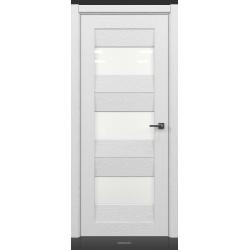 RADA Межкомнатные двери Polo исполнение 1 ДО Вариант 11 Blanc - (Белая эмаль)