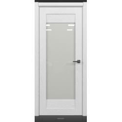 RADA Межкомнатные двери Polo исполнение 2 ДО Вариант 1 Blanc - (Белая эмаль)