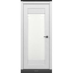 RADA Межкомнатные двери Polo исполнение 2 ДО Вариант 11 Blanc - (Белая эмаль)