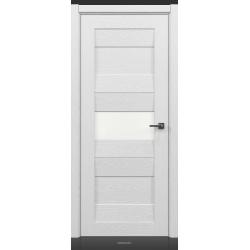 RADA Межкомнатные двери Polo исполнение 3 ДО Вариант 11 Blanc - (Белая эмаль)