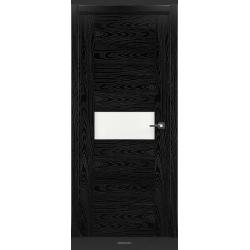 RADA Межкомнатные двери Polo исполнение 3 ДО Вариант 11 Noir - (Черная эмаль)