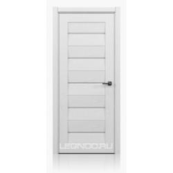 RADA Межкомнатные двери Polo исполнение 4 ДО Вариант 11 Blanc - (Белая эмаль)