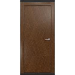 RADA Межкомнатные двери WAVE Тёмный орех