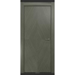 RADA Межкомнатные двери CRISTAL Серый дуб