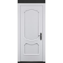 RADA Межкомнатные двери Верона ДГ Blanc - (Белая эмаль)