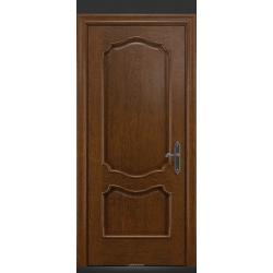 RADA Межкомнатные двери Верона ДГ Дуб коньяк