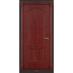 RADA Межкомнатные двери Верона ДГ Красное дерево