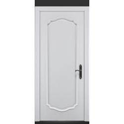 RADA Межкомнатные двери Верона исп2 ДГ Blanc - (Белая эмаль)