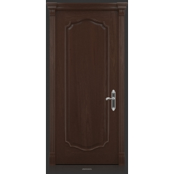 RADA Межкомнатные двери Верона исп2 ДГ Табако тангенс (св)