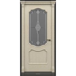 RADA Межкомнатные двери Верона ДО1 Белое золото ГОЛД