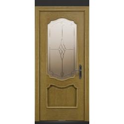 RADA Межкомнатные двери Верона ДО1 Дуб натуральный