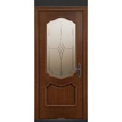 RADA Межкомнатные двери Верона ДО1 Макоре золотая