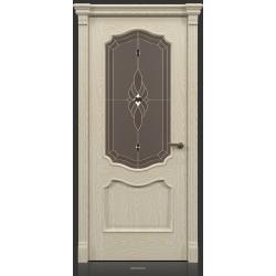 RADA Межкомнатные двери Верона ДО2 Белое золото ГОЛД
